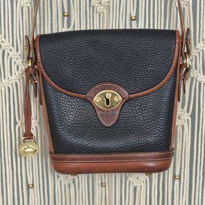 VINTAGE Dooney & Bourke AWL Cavalry Spectator Bag